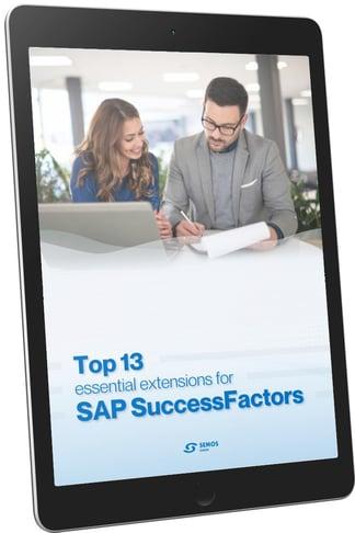 Top SAP SuccessFactors Extensions Ebook